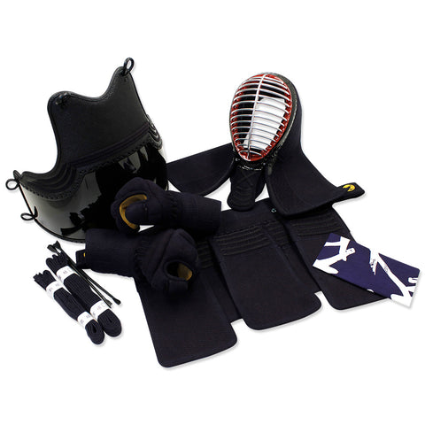 "[IN-STOCK] Competition Kendo Bogu Set ""ZERO FIGHTER"""