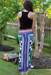 Multi Colored Floral Print Maxi Skirt - Jade Creek Boutique