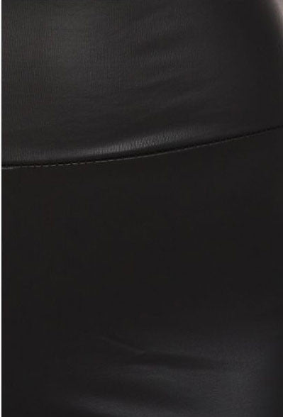 Vegan Liquid Leather Leggings - Jade Creek Boutique