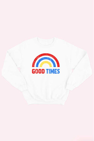 GOOD TIMES Graphic Sweatshirt