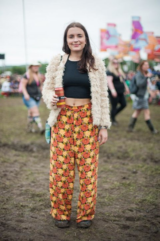 Glastonbury Fashion 2016