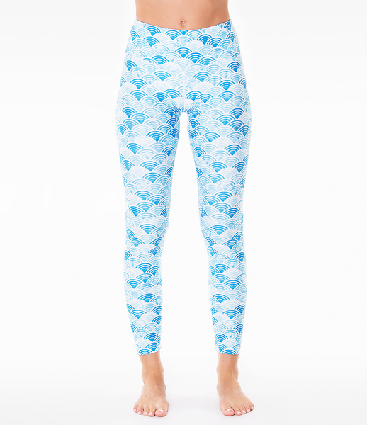 Loznpoz Leggings 'Blue Moon'