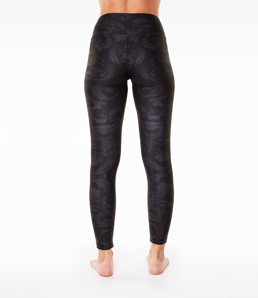 Loznpoz Leggings 'Retro Black'