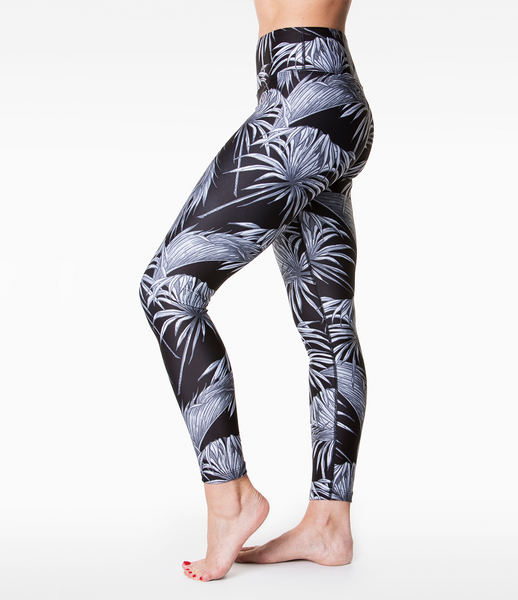 Loznpoz Leggings 'Mono Tropicana'