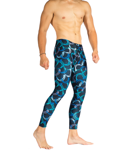 Loznpoz Mens Leggings 'Links'