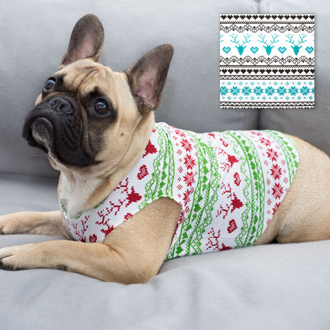 Christmas Dog T-shirt (2 colours)