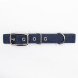 Denim Dog Collars