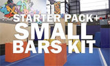 Portable Parkour Start Pack + Bars Kit