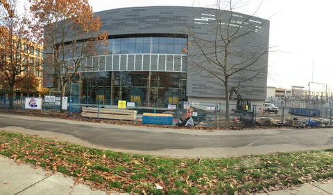 UBC Campus Energy Centre