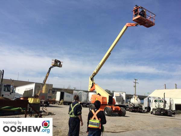 Aerial Work Platform (Boom Lift) Training