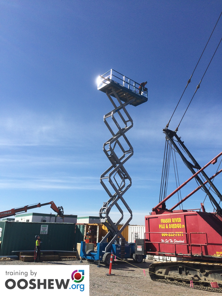 Aerial Work Platform (Scissor Lift) Training