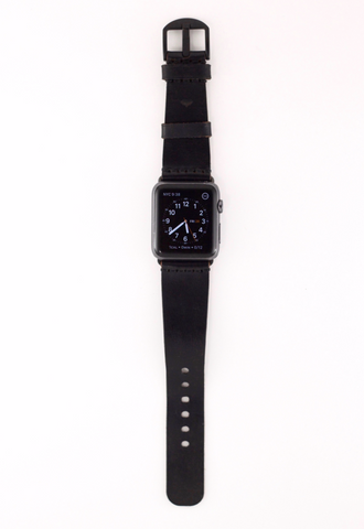 Tapered Apple Watch Band - Black
