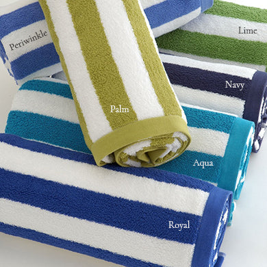 Stripe Up the Band Beach Towels