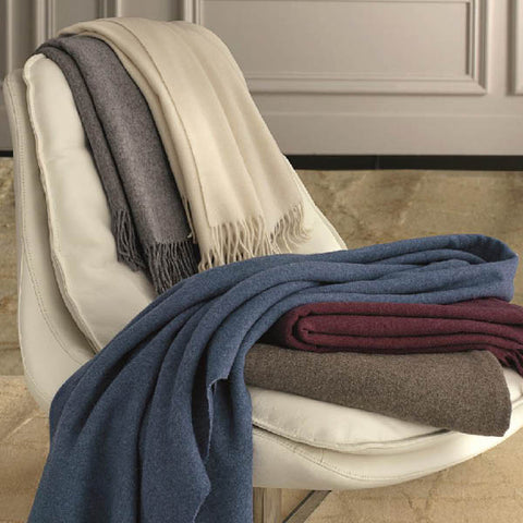 Paloma Lambswool Throw
