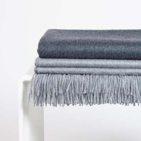 Queen of Scots Cashmere Throw