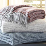 Tria Alpaca Blend Throws