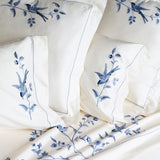 Toile Birds Bed Linens