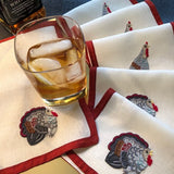 Wild Turkey Cocktail Napkins