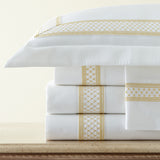 Leron Linens Sarah Sheet Set