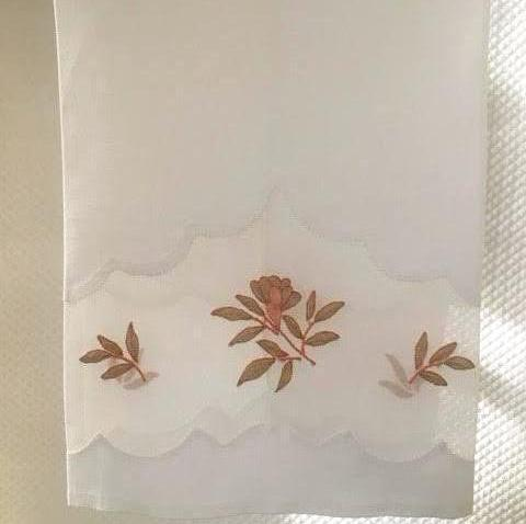 Fairy Rose Guest Towels