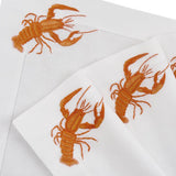 Leron Linens Lobster Luncheon Set