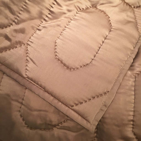 Leron Luxury Linens Octagon Diamond Quilt
