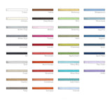 Leron Linens Sarah Color Options