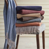 Tartini Wool Throws