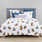 Teddy Bear Bed Linens