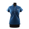 Polo-shirt - Longines Masters Originals - Woman/Blue