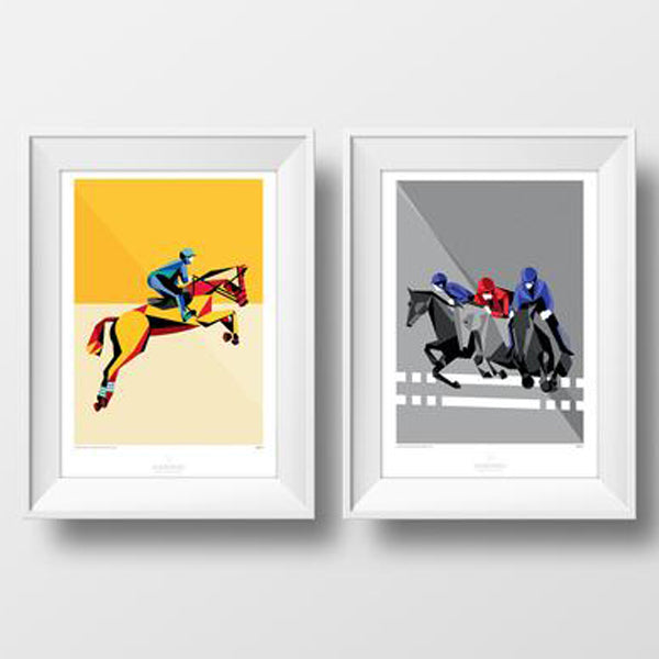 Posters Deluxe Edition -  Longines Masters - Season I
