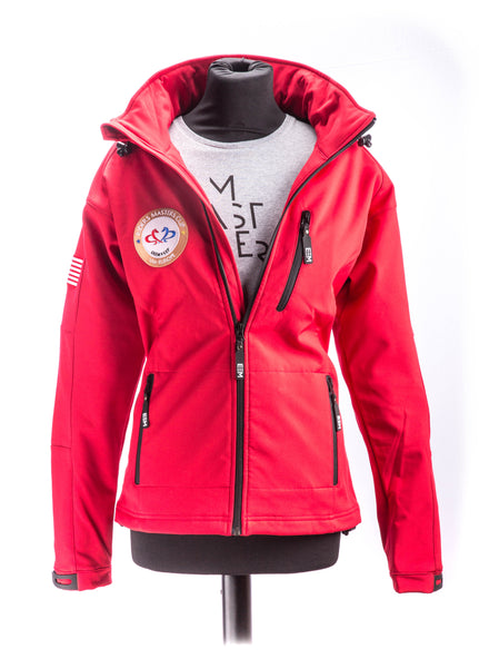 Men's Jacket Riders Masters Cup Red