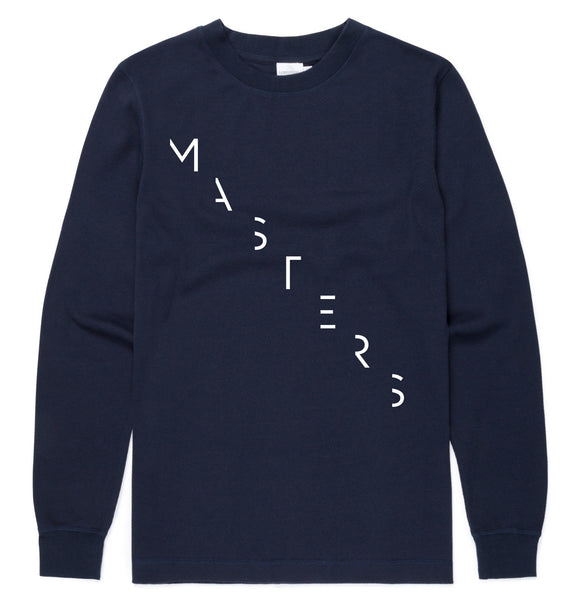 Sweatshirt - Masters  - Woman/Blue