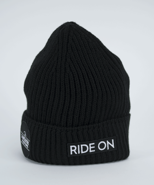 Beanie knit hat Ride on x Longines Masters