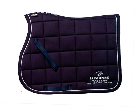 Saddle pad Longines Masters of Paris