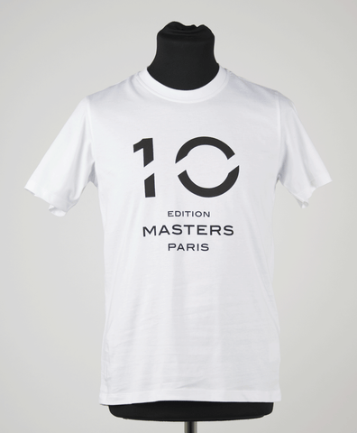 T-shirt 10th Edition of Paris Masters Women/white