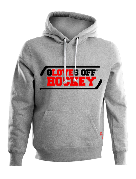 PLAYER LOVE HOCKEY KIDS HOODIE