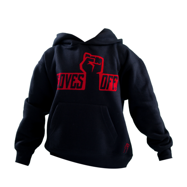 ICONIC CLENCHED FIST KIDS HOODIE