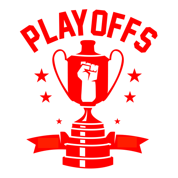 PLAYOFFS 2016-17 T-SHIRT