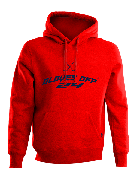 AUTHENTIC HOODIE STIX AT THE TOP*