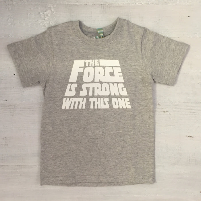 Well Spotted Force is Strong Tee