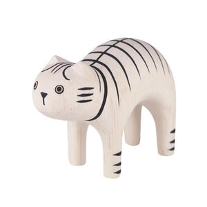 T-lab Polepole Animal - Striped Cat