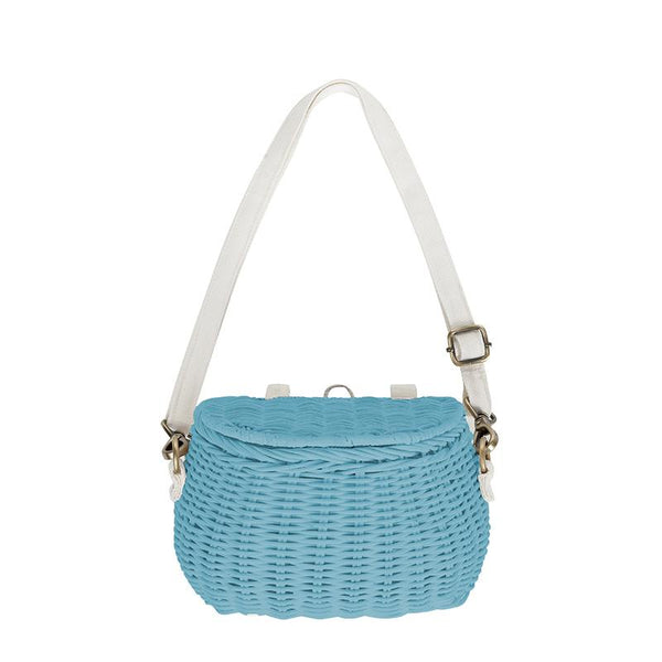 Olli Ella Minichari Bag - Blue
