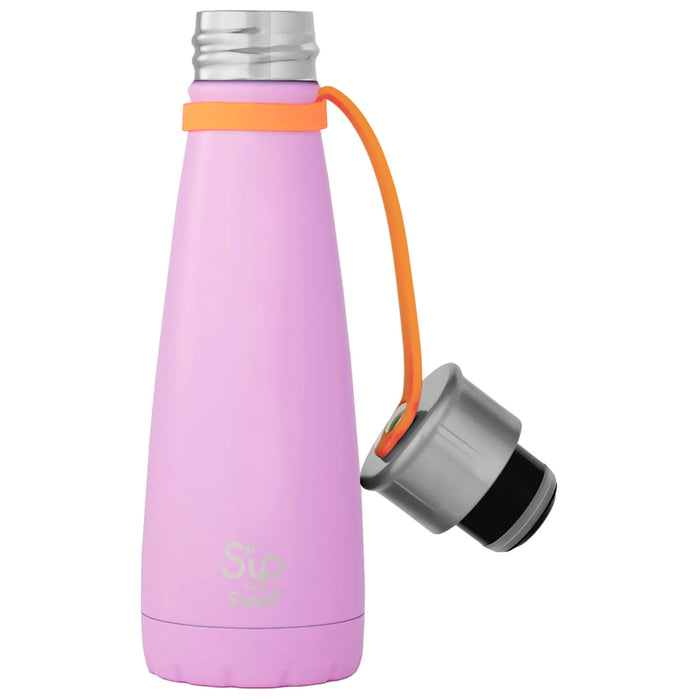 S'Well S'ip Insulated Drink Bottle 295ml - Pink Punch