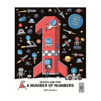 Search and Find : A Number of Numbers