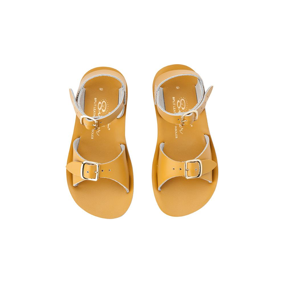 Salt Water Sandals Sun-San Surfer - Mustard