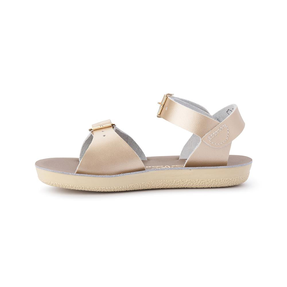 Salt Water Sandals Sun-San Surfer - Gold