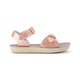 Salt Water Sandals Sun-San Surfer - Rose Gold