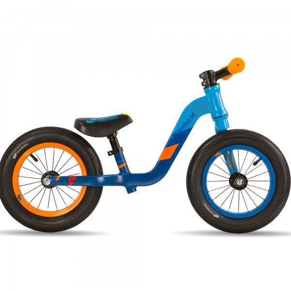 S'cool PedeX 01 Blue Orange Balance Bike