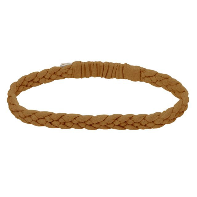 Numero 74 Wendy Braid Headband - Gold